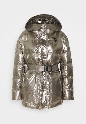 BLOUSON IMBOTTITO - Down jacket - dolomite grey