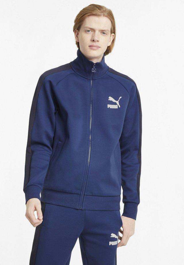 Training jacket - elektro blue