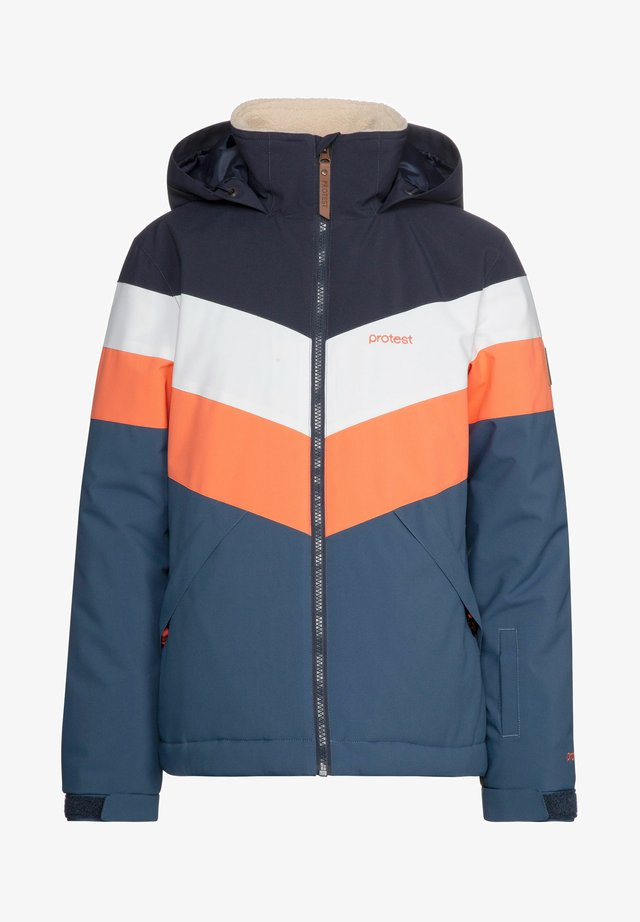 FUDGE JR  - Snowboard jacket - atlantic