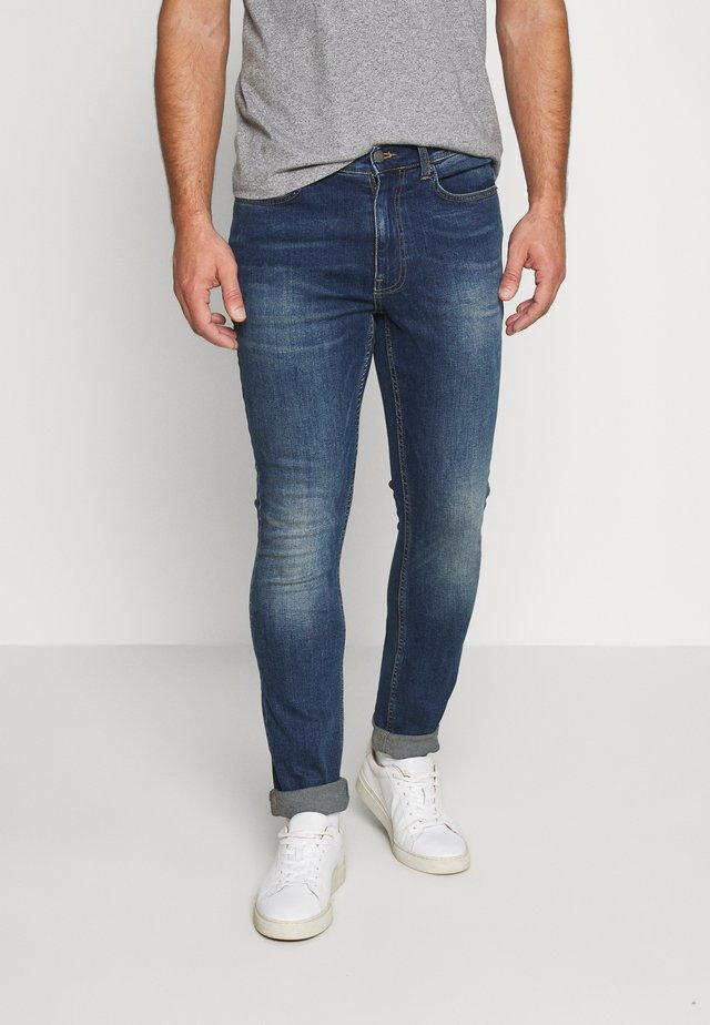 SKINNY MID WASH US - Jeans Skinny Fit - blue