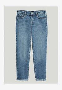 Massimo Dutti - Slim fit jeans - dark blue - 0