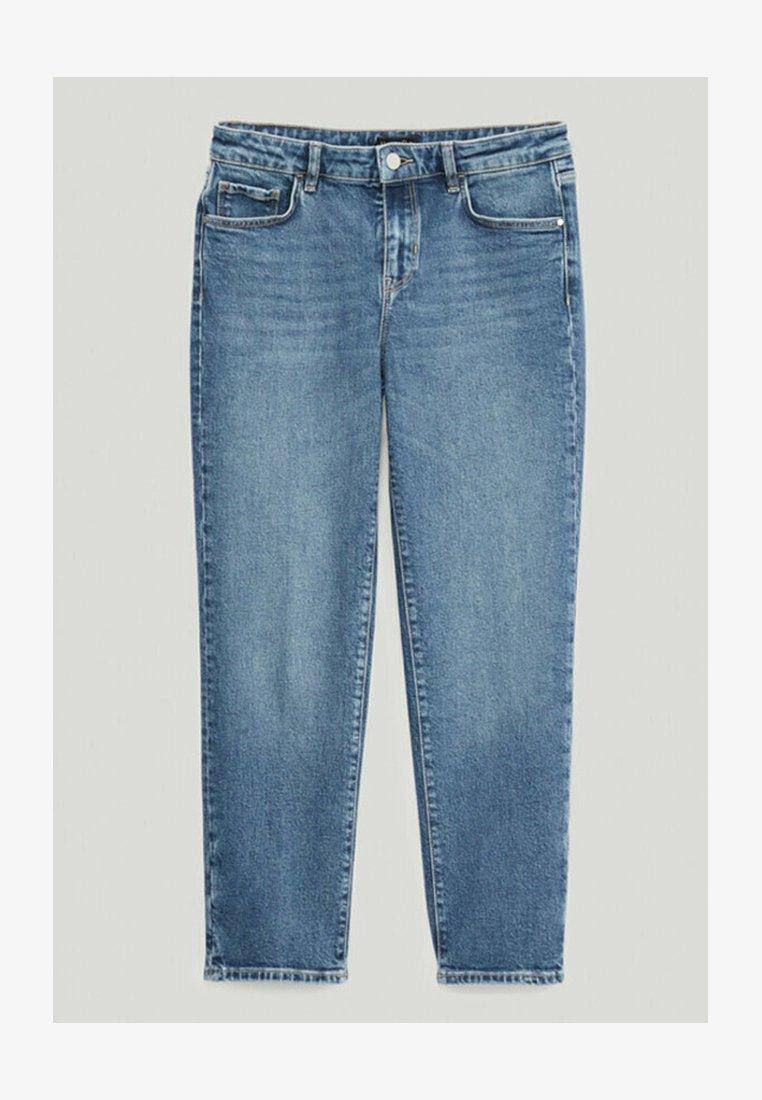 Massimo Dutti - Slim fit jeans - dark blue