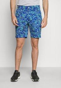 Polo Ralph Lauren Golf - GOLF ATHLETIC-SHORT - Sports shorts - dark blue - 0