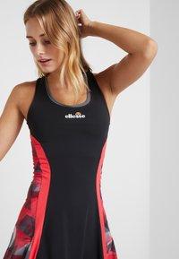 Ellesse - SALOME - Sports dress - black - 3
