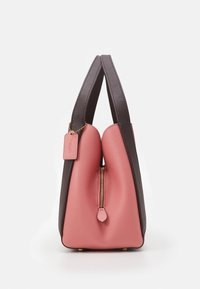 Coach - COLORBLOCK HADLEY HOBO - Handbag - taffy/cherry mutli - 5