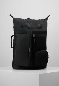 Fila - BACKPACK - Batoh - black - 0