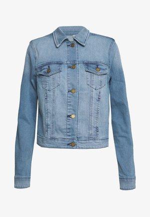 CLASSIC JACKET - Denim jacket - light indigo