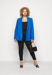 New Look Curves - LIFT SHAPE  - Jeans Skinny Fit - black - 1