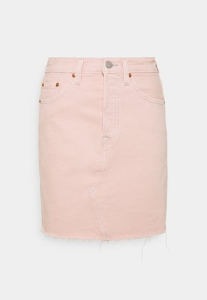 DECON ICONIC SKIRT - Minisukně - tender pink