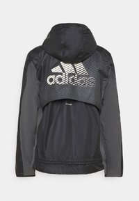 adidas Performance - Treningsjakke - black/grey six