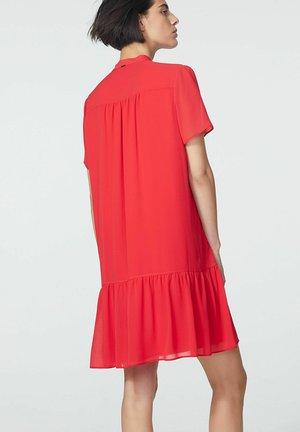 Korte jurk - pastèque