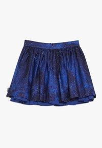 Jottum - TIKKIE - Mini skirt - blue dark navy - 1