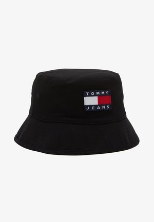 HERITAGE BUCKET - Hatt - black
