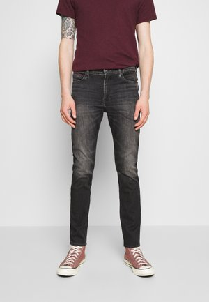 SIMON SKINNY - Slim fit jeans - grey denim