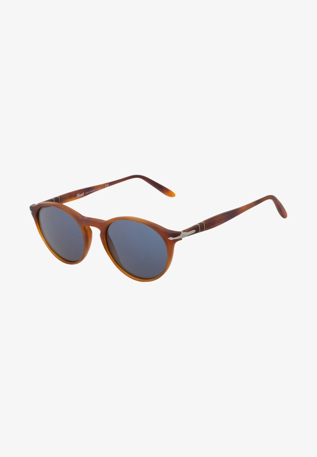 Sunglasses - brown/blue