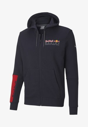 RED BULL  - veste en sweat zippée - night sky