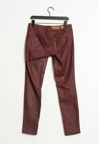 Freeman T. Porter - Trousers - red - 1