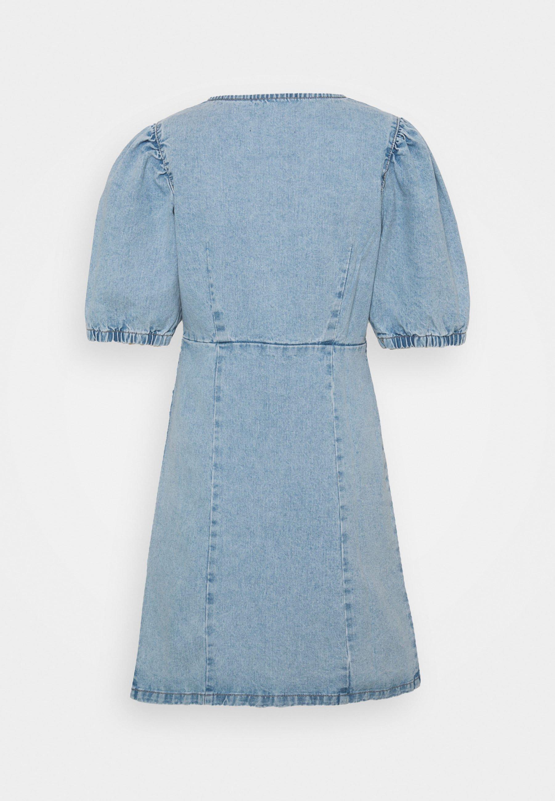Women PCGILI - Denim dress