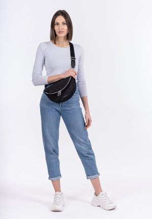 SUZA - Bum bag - black