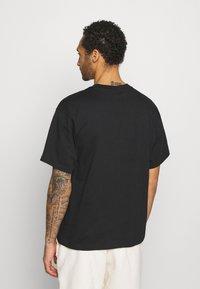 adidas Originals - PREMIUM TEE UNISEX - T-shirt basique - black - 2