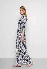 Diane von Furstenberg - ABIGAIL - Maxi dress - navy - 4