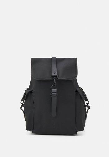 BOX BACKPACK - Rucksack - black
