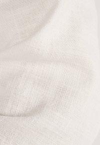 Bershka - Krótki płaszcz - white - 5