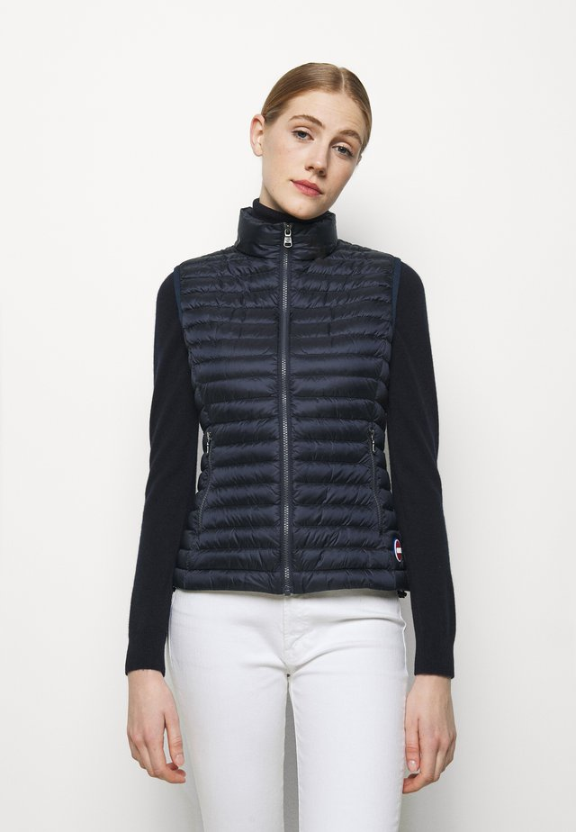 LADIES - Liivi - navy blue