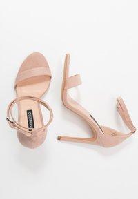 Even&Odd - High Heel Sandalette - nude - 3