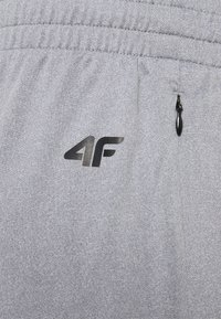 4F - Men's training shorts - Sports shorts - grey - 6