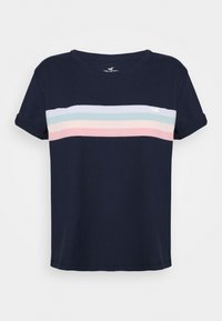 Hollister Co. - ICON - Print T-shirt - navy - 0