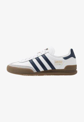 JEANS UNISEX - Trainers - footwear white/collegiate navy