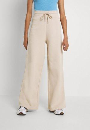MY BEST PANTS - Spodnie treningowe - beige