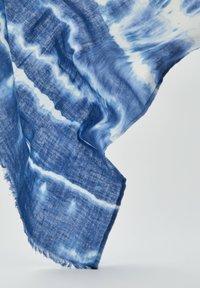 PULL&BEAR - Scarf - blue - 2