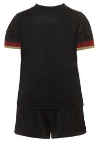 adidas Performance - DFB DEUTSCHLAND A BABYKIT - Klubové oblečení - black - 1