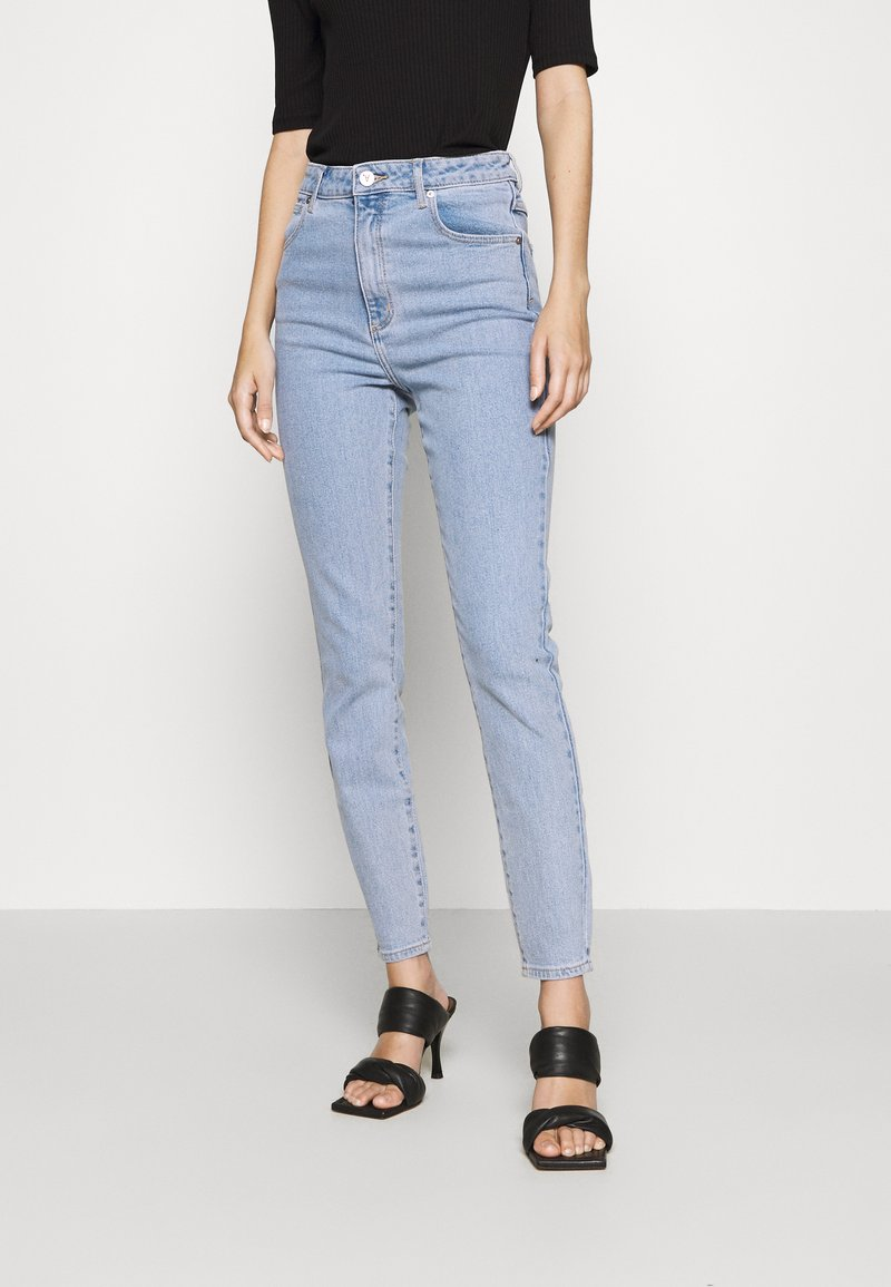 Abrand Jeans - HIGH ANKLE BASHER - Jeans Skinny Fit - walk away