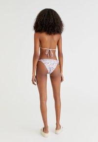 PULL&BEAR - MIT PSYCHEDELISCHEN WELLEN - Bikini bottoms - lilac - 2