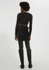 YOUNG POETS SOCIETY - YAMILA  - Cocktail dress / Party dress - black glitter - 3
