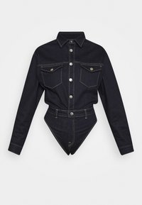 Pepe Jeans - DUA LIPA X PEPE JEANS - Button-down blouse - rinsed denim - 4