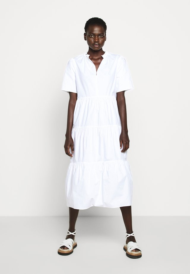 ALANIA - Denní šaty - pure white