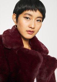 Karen by Simonsen - CAZZLE COAT - Winter coat - winetasting - 4