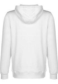 Urban Classics - TERRY - Zip-up sweatshirt - white - 1