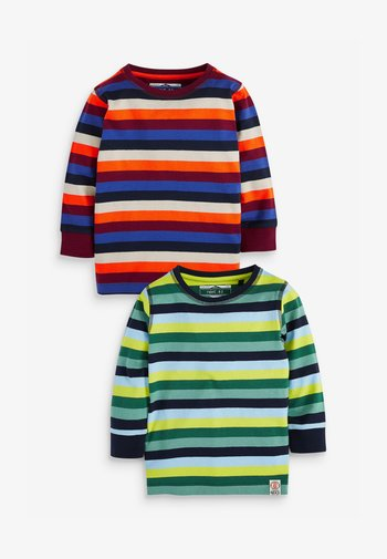2 PACK  - Long sleeved top - multi-coloured