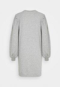 JDY - JDYMATHILDE DRESS - Jerseykjole - light grey melange - 1