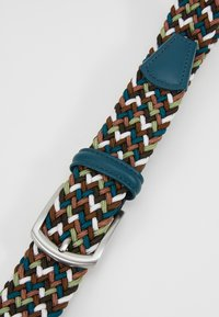 Anderson's - STRECH BELT UNISEX - Pletený pásek - multicoloured - 5