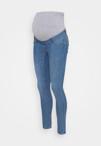 OLMIRIS MID - Jeans Skinny Fit - light blue denim