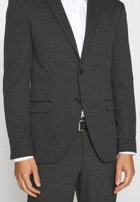 Selected Homme - SLIM BYRON  - blazer - dark grey - 5