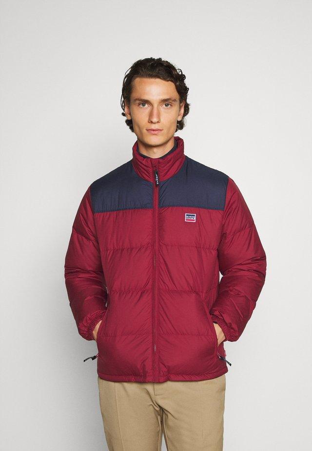 COIT PUFFER - Down jacket - cabernet
