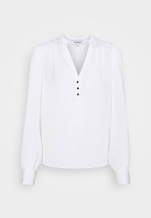 OCHICHI - Button-down blouse - offwhite