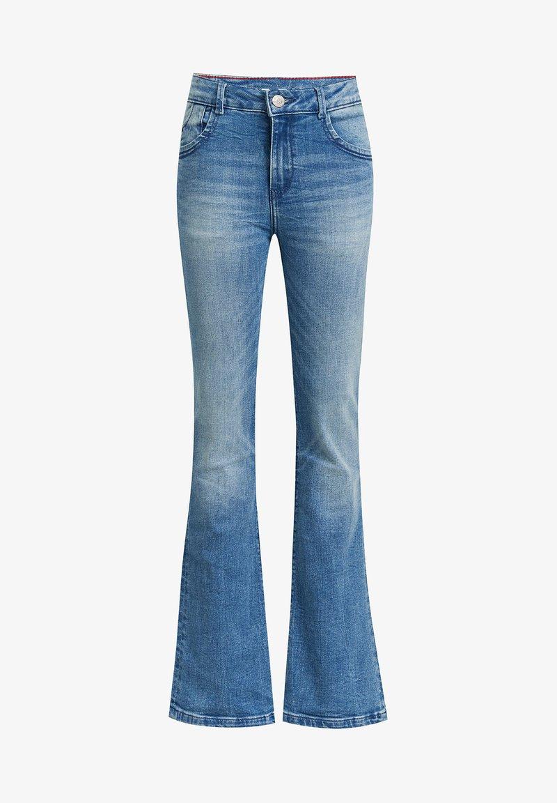 WE Fashion - Jeans a zampa - blue